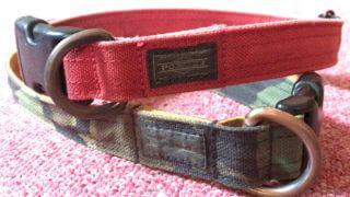 ポーター 犬の首輪