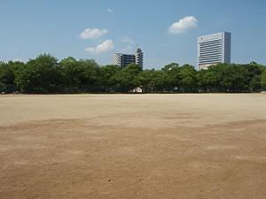 住之江公園球技広場